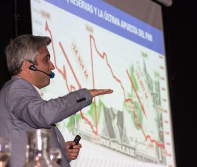 Conferencias de Maxi Montenegro