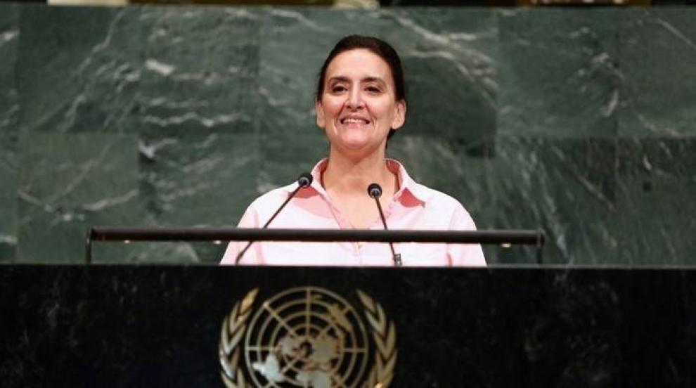 gabriela-michetti-donald-trump-y-otros-lderes-analizaron-la-situacin-en-venezuela--2017-09-19
