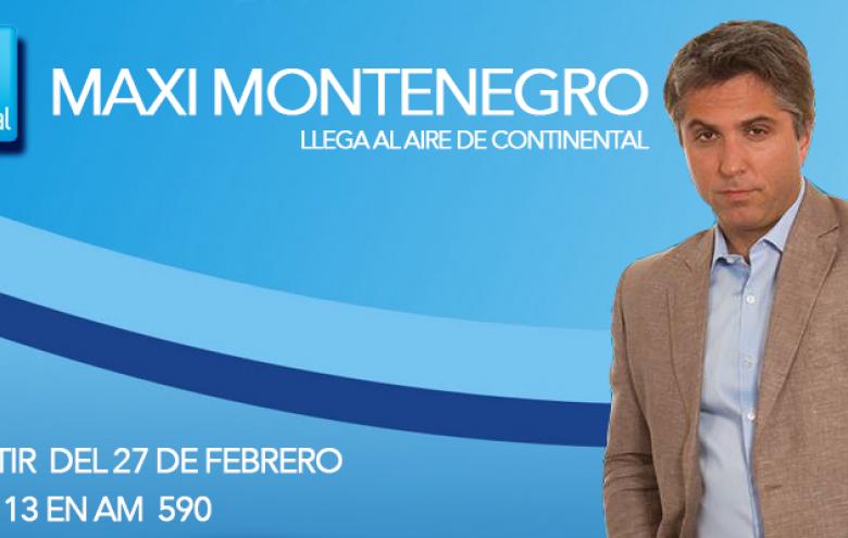 maxi-montenegro-a-la-segunda-maana-de-radio-continental-2017-02-27